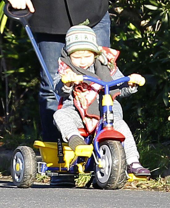 Dobry tatuś Ewan McGregor (FOTO)
