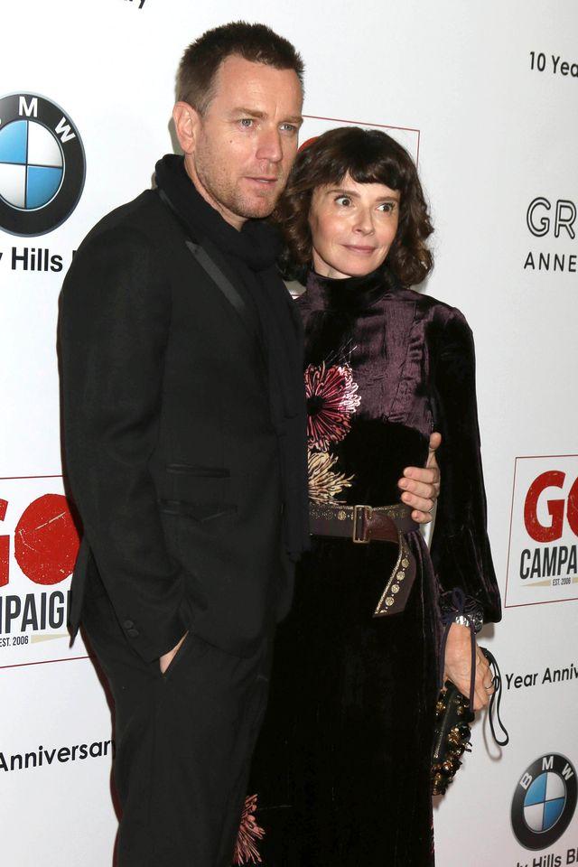 22 lata związku poszło w las. Ewan McGregor zdradził żonę...