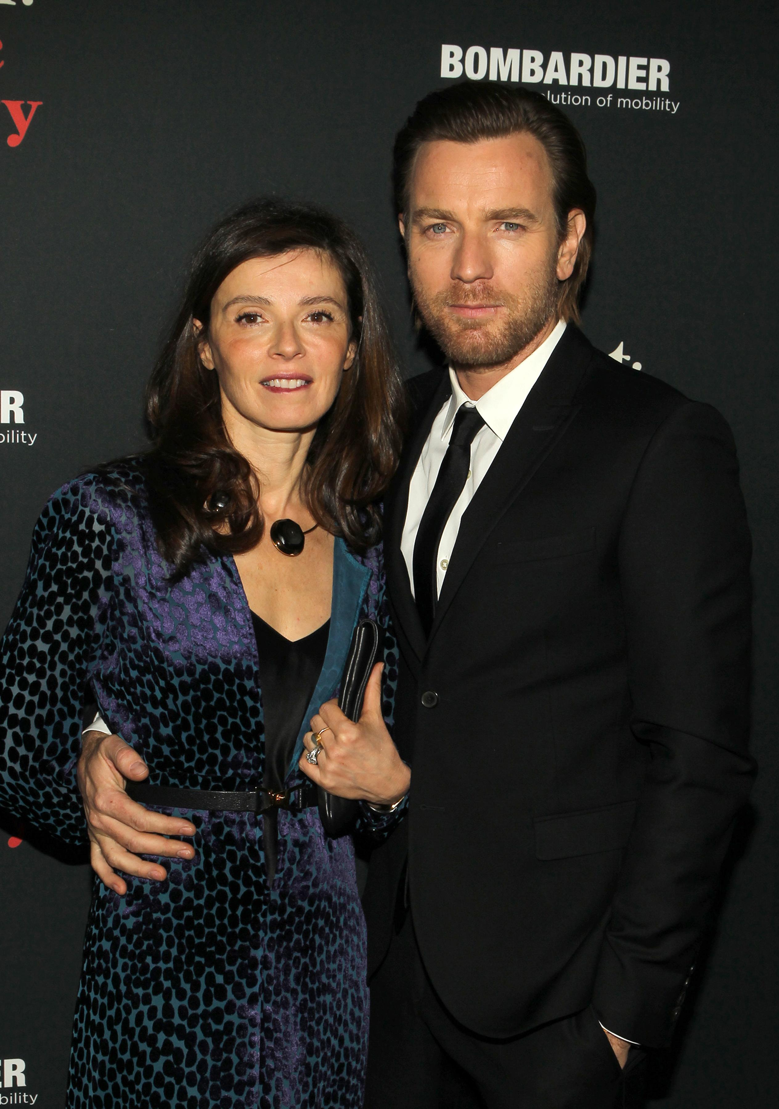 Ewan McGregor zostawił żonę dla kochanki. Teraz sam został PORZUCONY