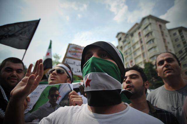 Młoda Syryjka zaskoczyła dziennikarza swoją prośbą (VIDEO)