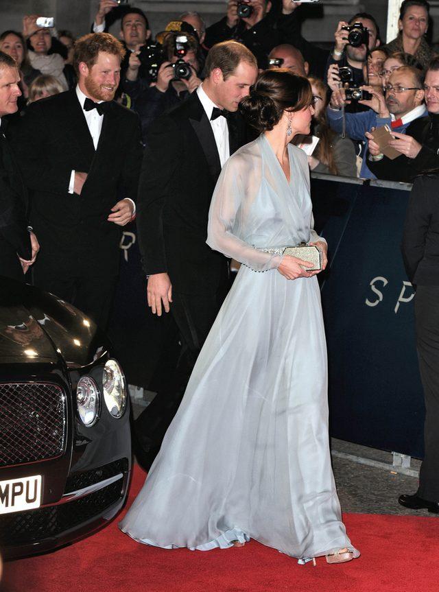 Spectre – londyńska premiera filmu o Jamesie Bondzie