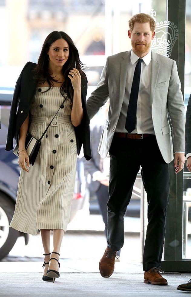 Meghan i Harry TAK spędzą noc poślubną!