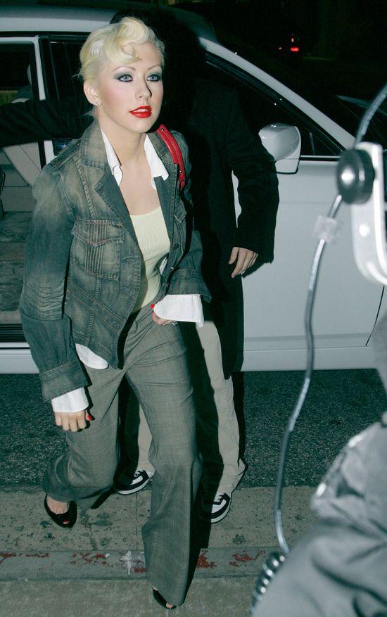 Christina Aguilera, 2005