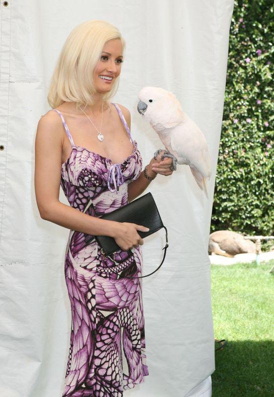 Kiedy Holly Madison była króliczkiem Hugh Heffnera