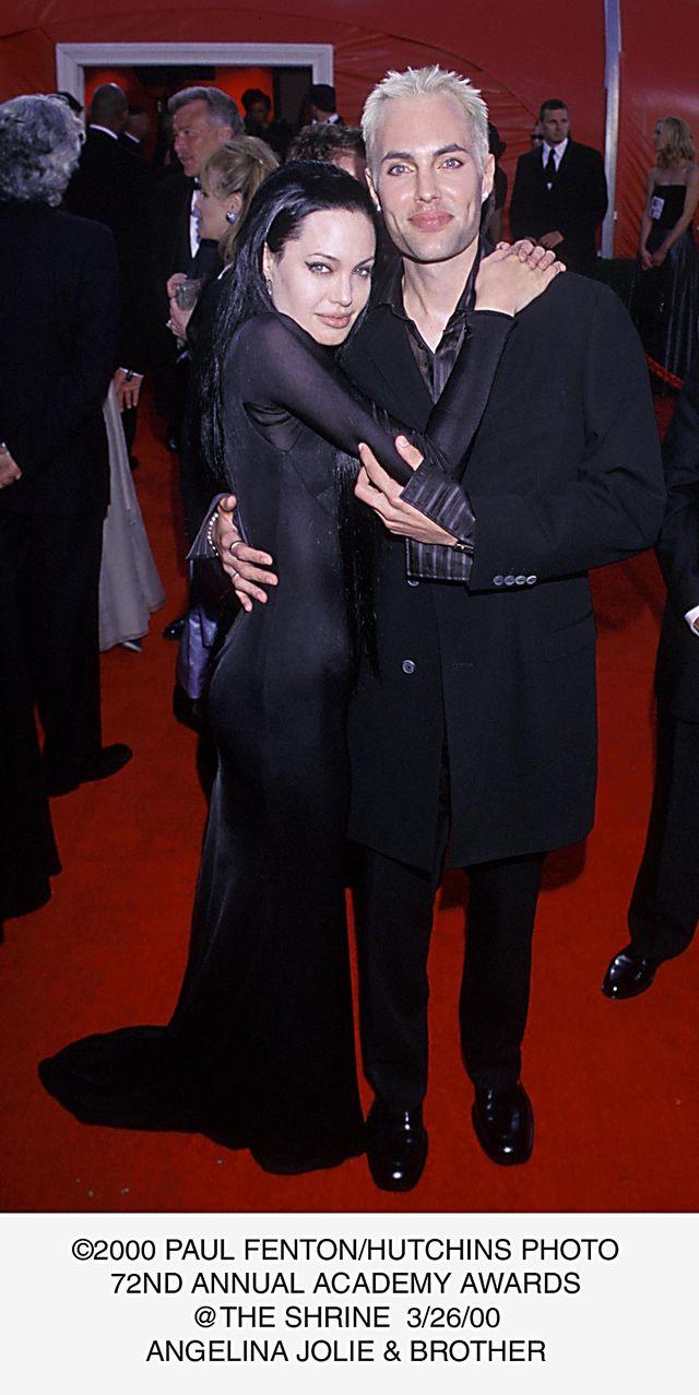 SZOK! Angelina i Brad rozstali się przez… BRATA gwiazdy?!