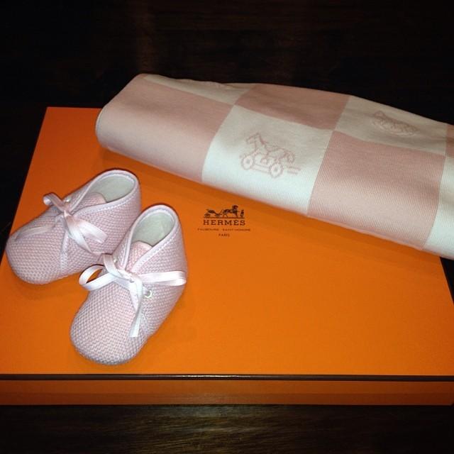 Kim otrzymała mnóstwo prezentów dla Nori (FOTO)