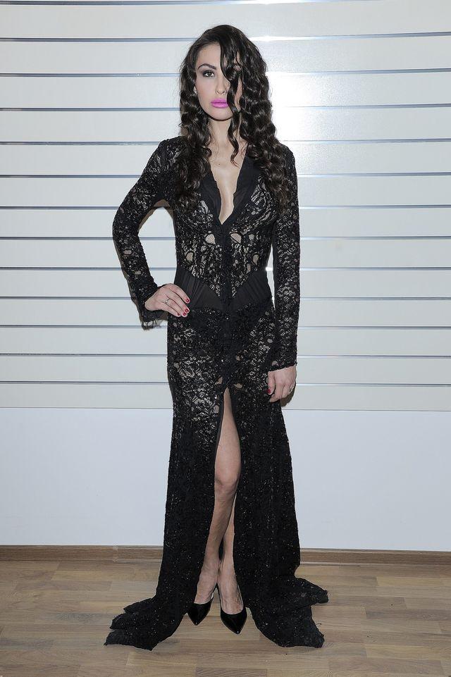 Modowa wpadka Angeliki Fajcht