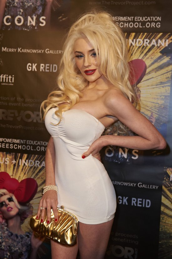 Courtney Stodden – 18-letnia żona Douga Hutchisona