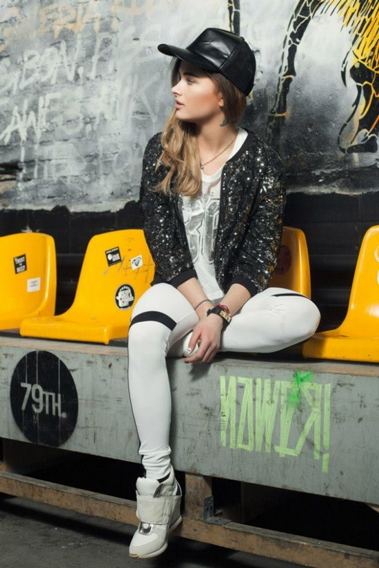 Julia Kuczyńska w kampanii reklamowej Bershki (FOTO)