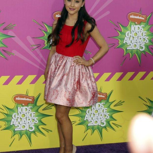 Z kim teraz jest Ariana Grande 2013