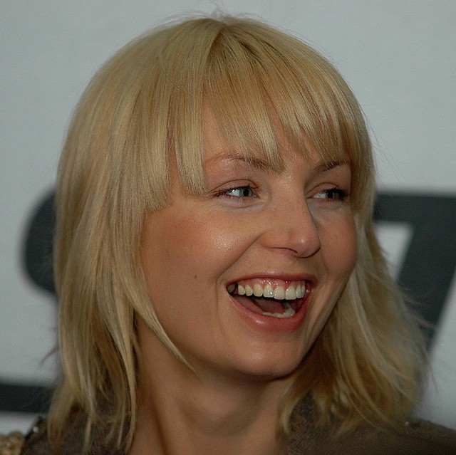 Agnieszka Szulim - 2000 r.