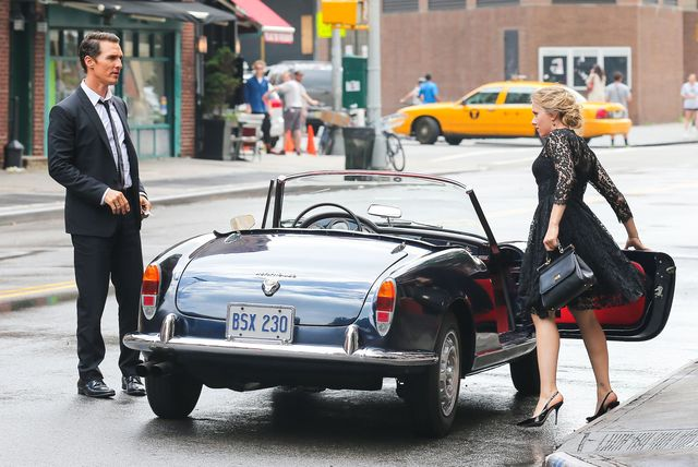 Scarlett Johansson na planie reklamy Dolce&Gabbana