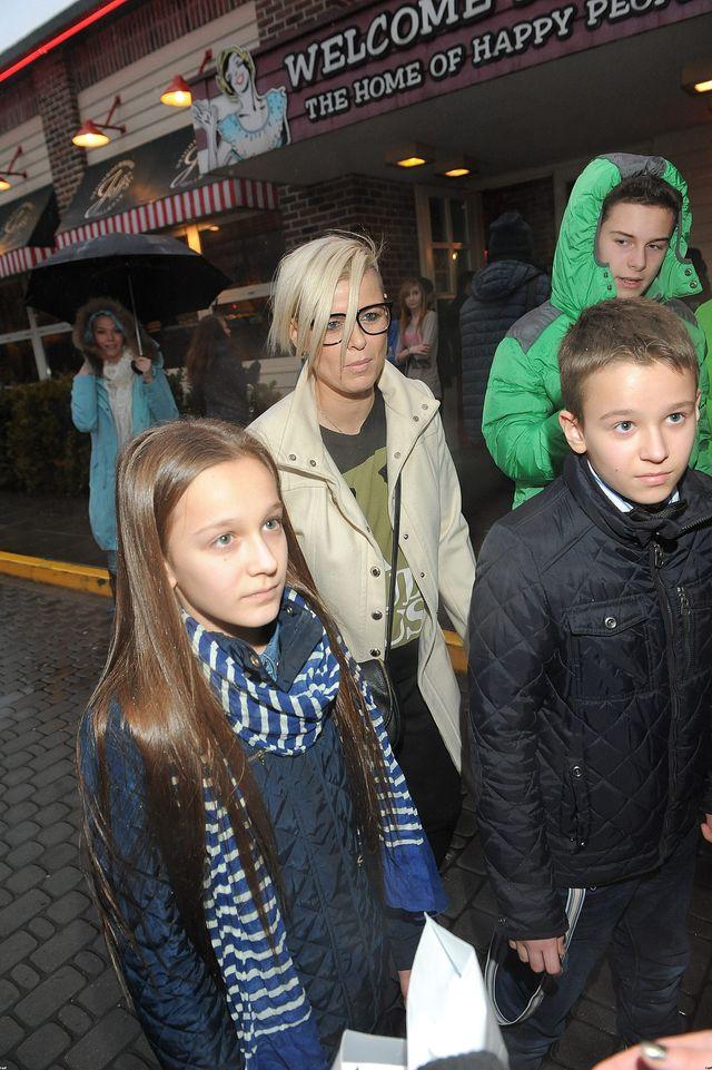 Fabienne Wiśniewska nie jest już blondynką, teraz ma nową fryzurę