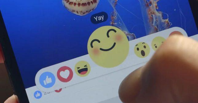 """""""Lajki"""" na Facebooku będą urozmaicone"""