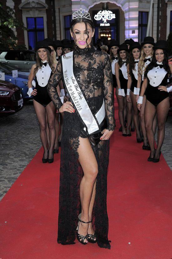 Angelika Fajcht: Dziewczyny miały naprawdę bling bling wszędzie