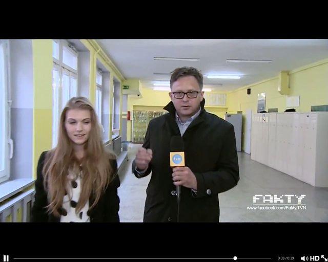 Marysia, co kwiatów od Tuska nie chciała [VIDEO]