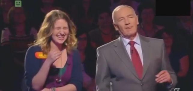 Anna z Familiady dostała ataku śmiechu [VIDEO]