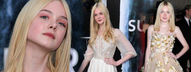 Czy Elle Fanning przyćmi swą znaną siostrę? (FOTO)