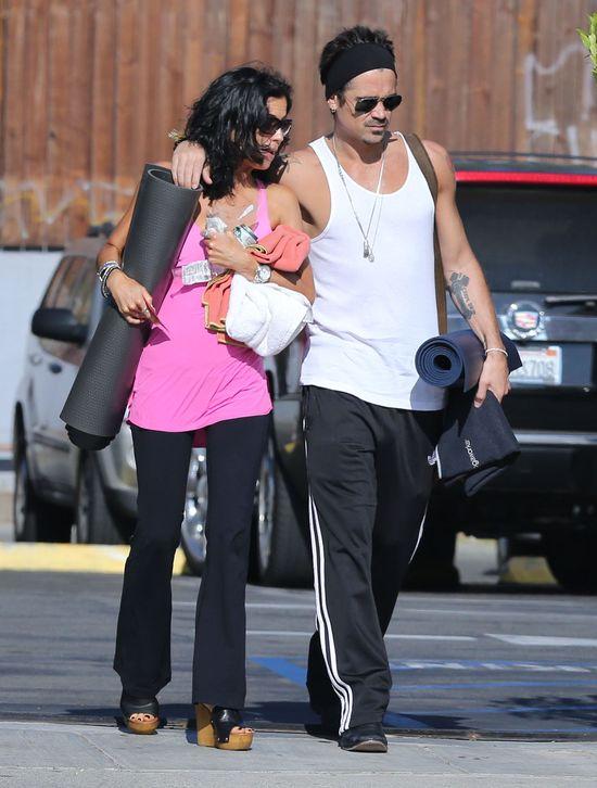 Colin Farrell jest bardzo blisko z siostrą Claudine (FOTO)