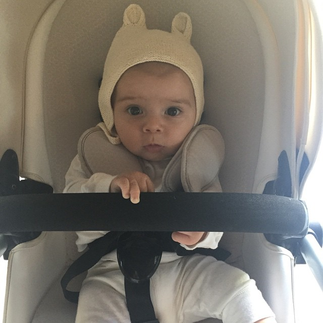 Synek Kourtney Karadshian, Reign Aston Disick.