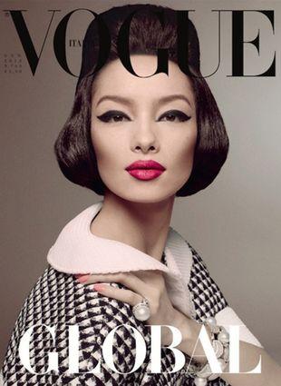 Fei Fei Sun – pierwsza Azjatka na okładce Vogue (FOTO)