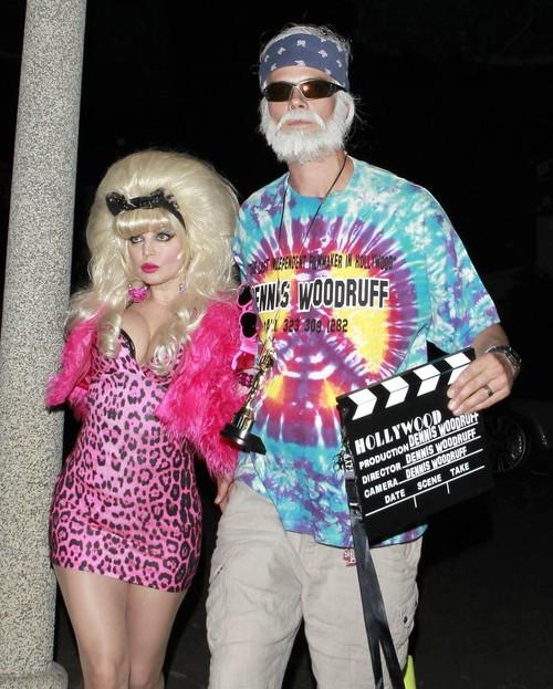 Halloweenowe kostiumy pewnej sławnej pary (FOTO)