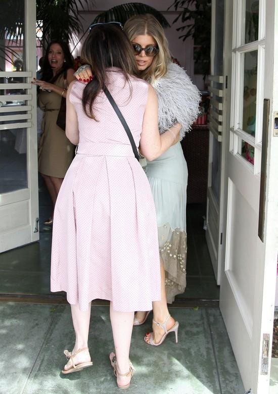 Fergie w ciąży wygląda kiepsko (FOTO)
