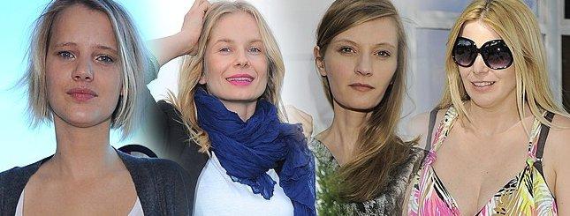 Aktorki na Festiwalu Filmowym w Gdyni (FOTO)