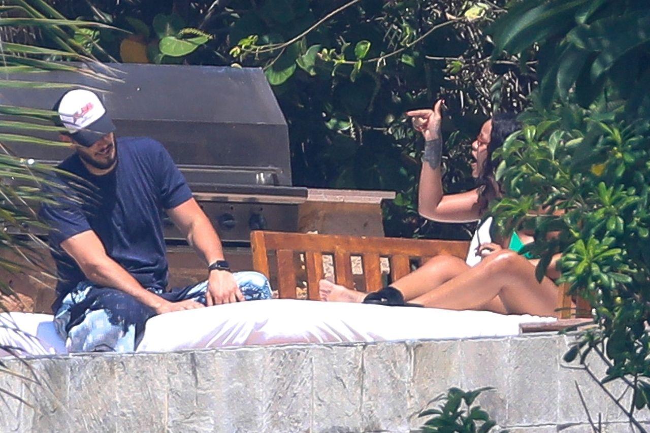 Rihanna KŁÓCI się z chłopakiem, Hassanem Jameelem
