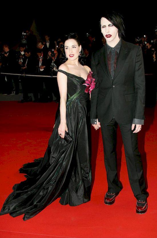 Marylin Manson stoi murem za Johnnym Deppem: Amber Heard go ukrzy�owa�a!