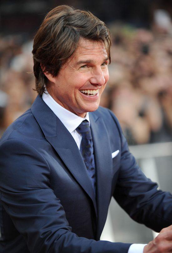 Tom Cruise zrezygnował z botoksu?