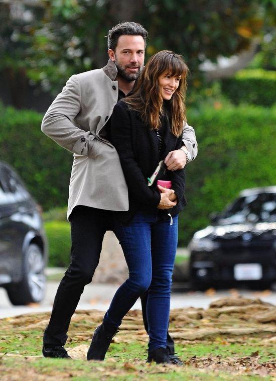 Ben Affleck - najbardziej wylewny mąż Hollywood? (FOTO)
