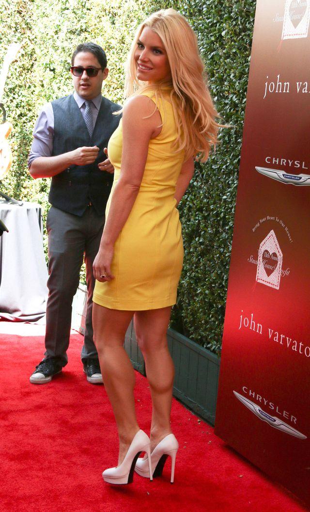 Jessica Simpson ma nową twarz! (FOTO)