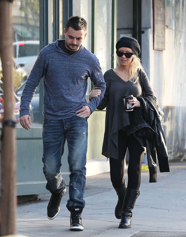 Christina Aguilera nie planowała ciąży