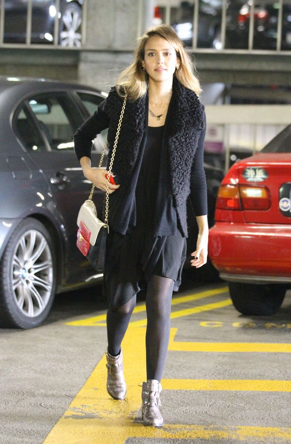 Jessica Alba w trzeciej ciąży?