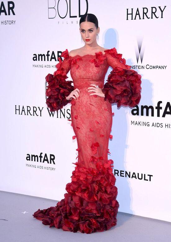 Wow! Katy Perry odebrała poród swojej siostry!