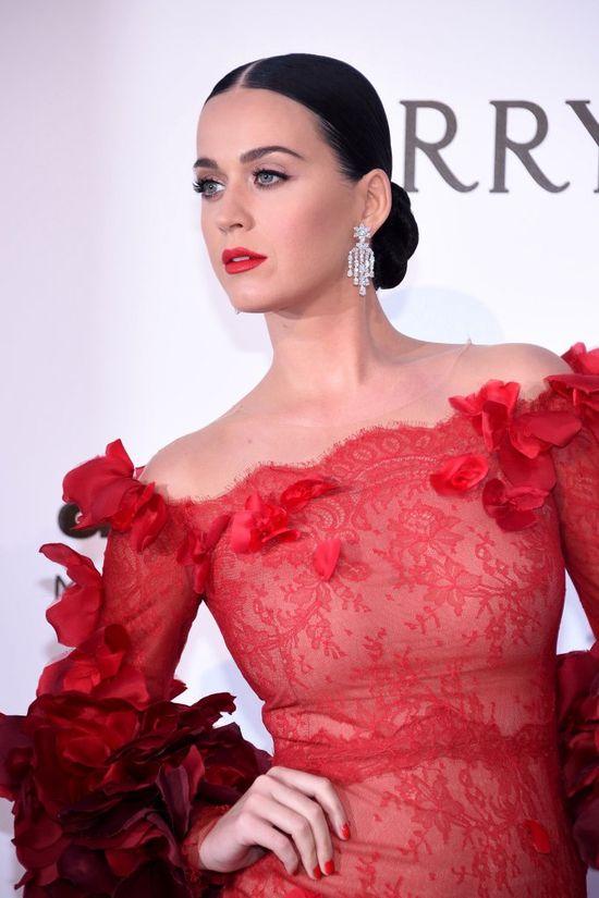 Ups! Katy Perry pokaza�a zbyt du�o? Orlando Bloom to szcz�ciarz!