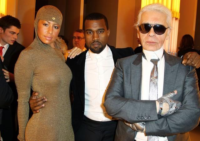 Kanye West podkochiwa� si� w Kim przez 9 lat