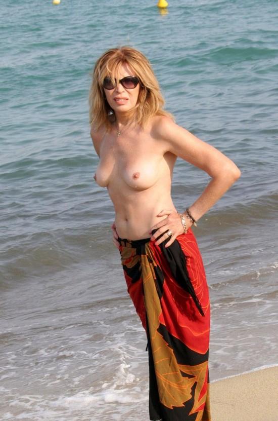 Amanda Lear - jak dziś wygląda kochanka Salvadora Dali?