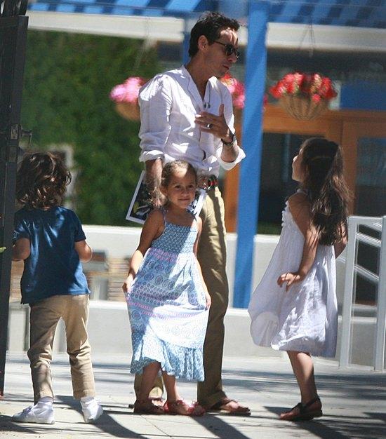 Jennfer Lopez i Marc Anthony znowu razem? (FOTO)