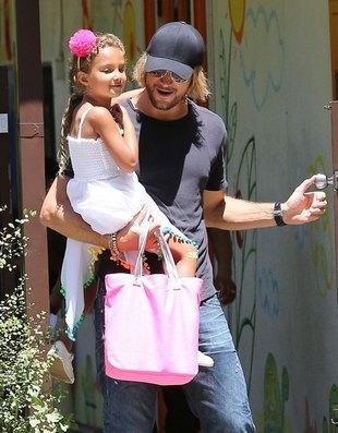 Córka Halle Berry z prawdziwym tatą (FOTO)