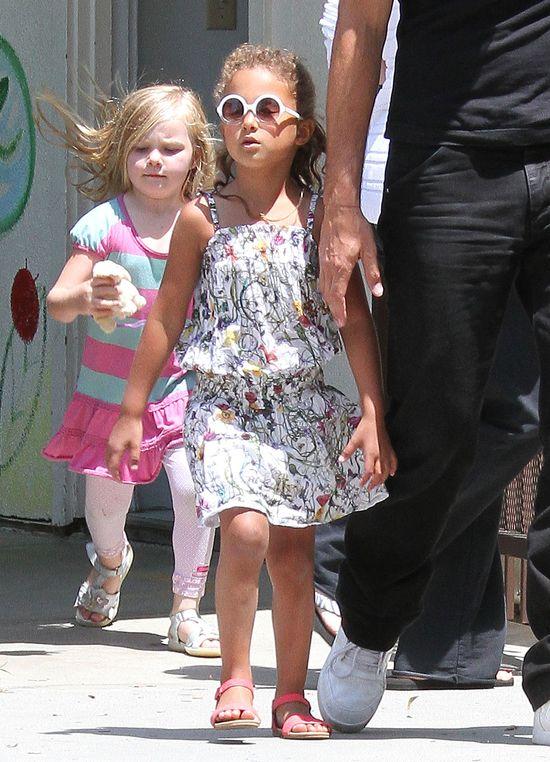 Halle Berry nie utrudnia już spotkań swojej córki z ojcem?