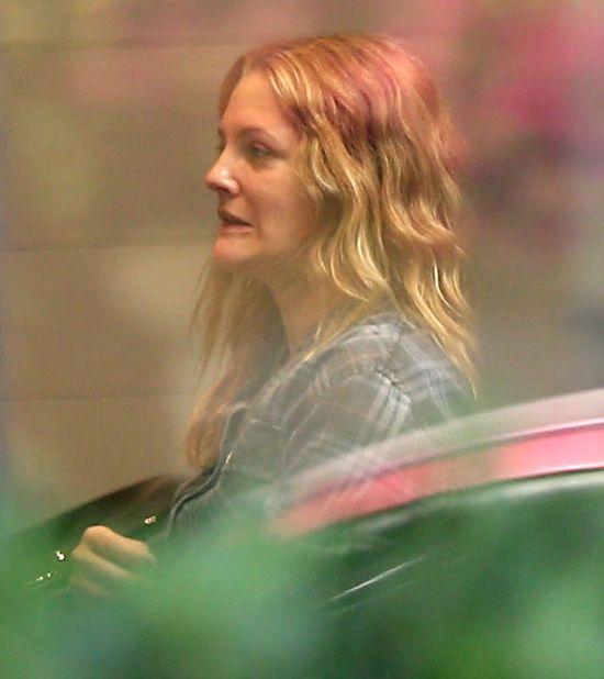 Drew Barrymore znów jest blondynką (FOTO)
