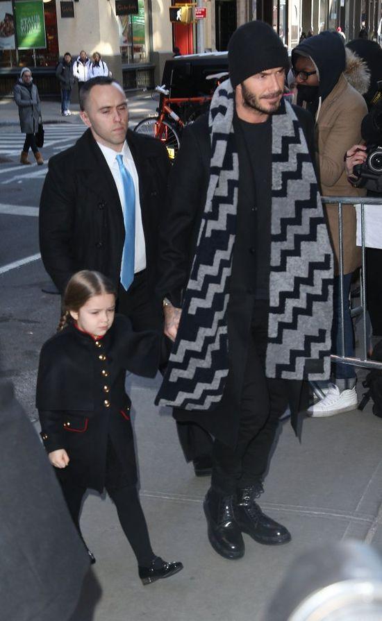 Victoria i David Beckhamowie świętują 5. urodziny córeczki Harper! (FOTO)