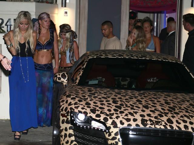 Bieber pojawił się na imprezie urodzinowej Seleny Gomez