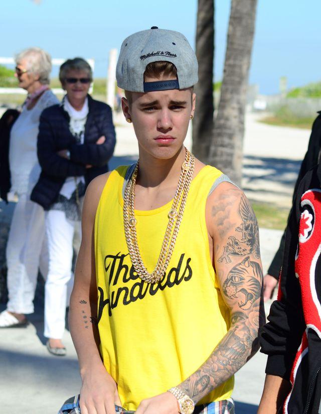 Justin Bieber aresztowany za jazdę po pijanemu