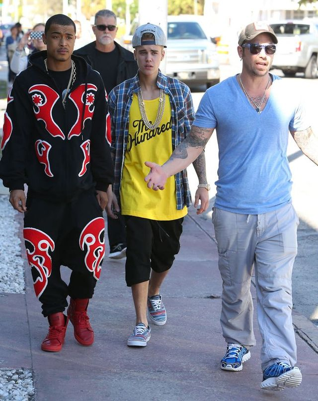 Justin Bieber ssie sutki prostytutki