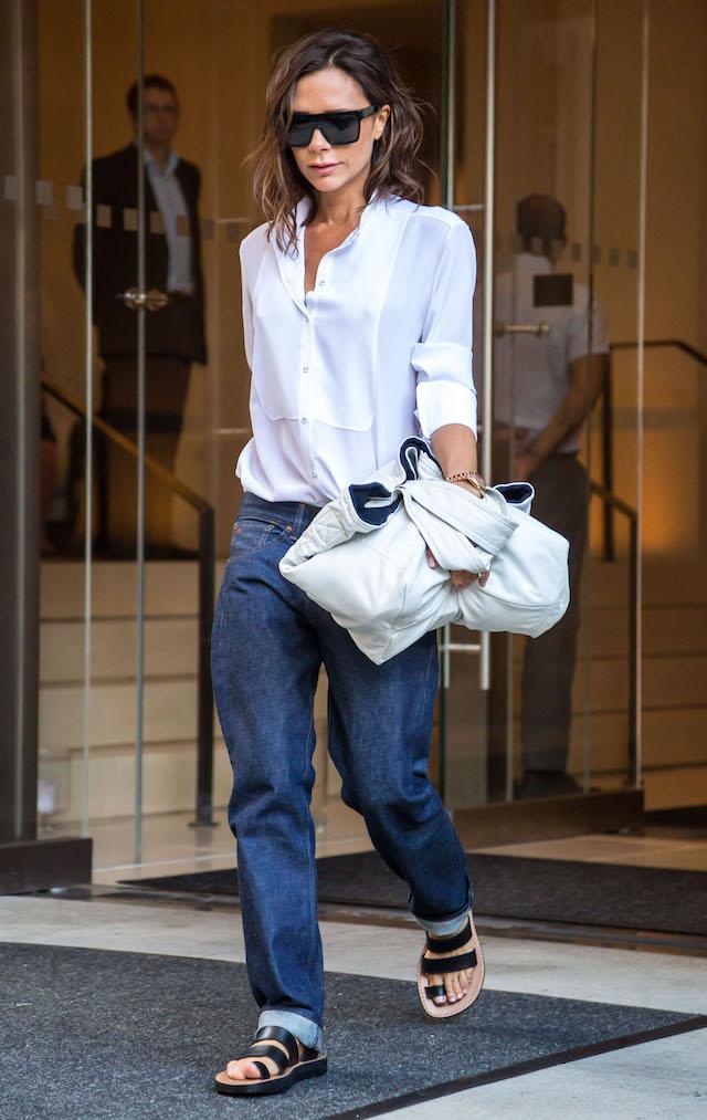 Małgorzata Rozenek chce być jak Victoria Beckham?