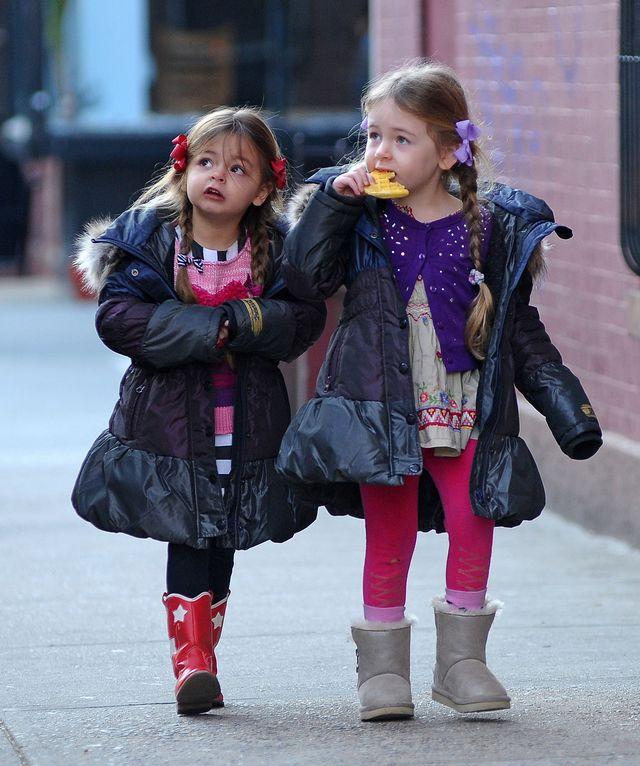 Córki Sarah Jessiki Parker to małe modnisie (FOTO)