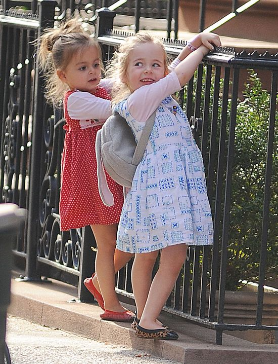 Córki Sarah Jessiki Parker dokazują (FOTO)